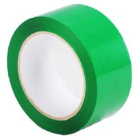 Green Coloured Low Noise Polypropylene Packaging Tape 48mm x 66m